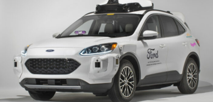 Self-driving vehicles to be launched on Lyft network by Argo AI and Ford