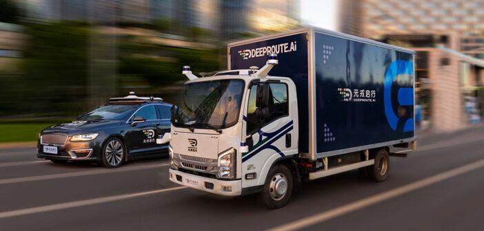 DeepRoute.ai raises US$300m total funding