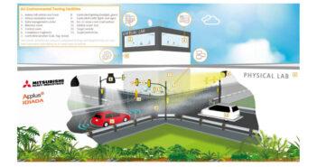 Mitsubishi Heavy Industries and Applus+ Idiada to collaborate on AV test facilities